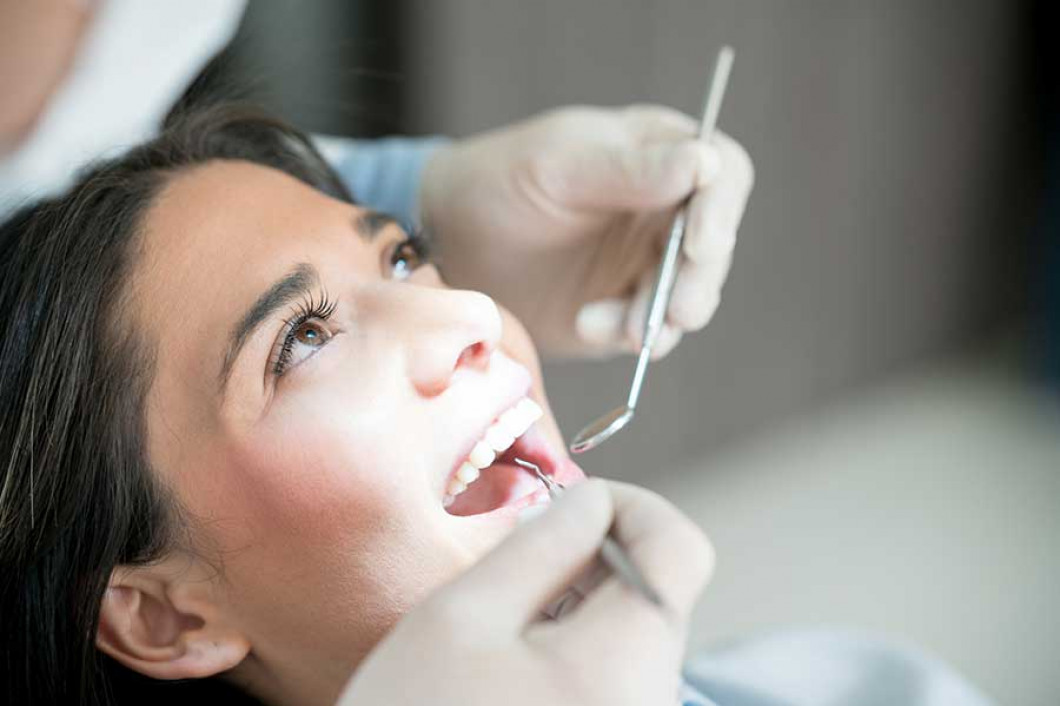 Keep your teeth healthy with annual dental checkups